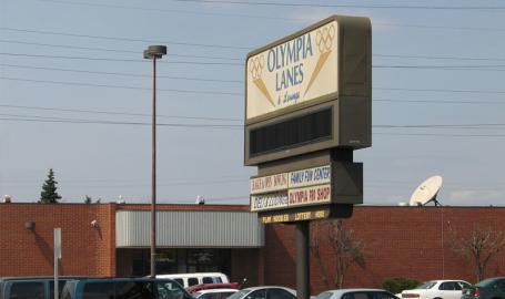 Olympia Lanes Things to Do Hammond Exterior