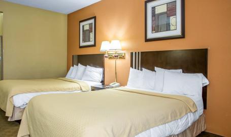 Quality Inn Hotel Merrillville Double Queen