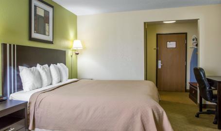 Quality Inn Hotel Merrillville King