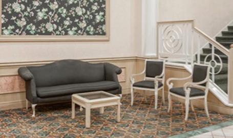 Ramada Hotel Hammond Foyer