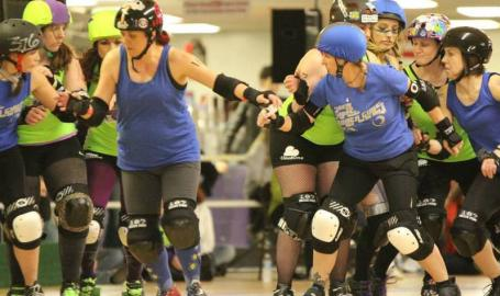 South Shore Roller Girls