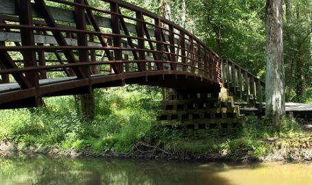 Calumet Trail Bridge