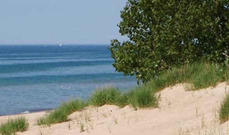 Kemil Beach Indiana Dunes National Lakeshore