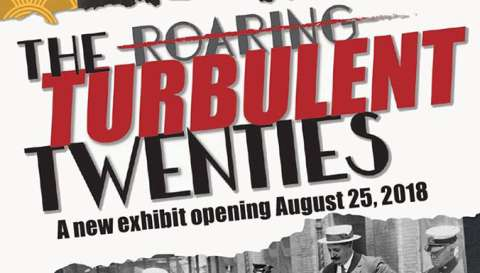 The Turbulent Twenties Exhibit