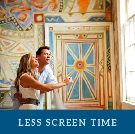 Less Screen Time