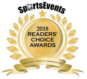 Destination Irvine recognized as a 2018 Readers' Choice Award winner