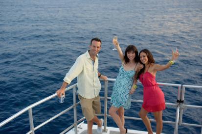 BIG Sunset Dinner Cruise 2
