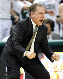 Coach Tom Izzo- Lansing, MI- Greater Lansing Sports Authority