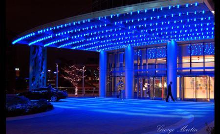 JW Marriott Grand Rapids Entrance