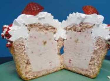 Cupcake from Cupcake Kitchen