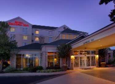 Hilton Garden Inn/Hamilton Place Exterior