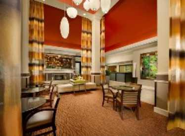 Hilton Garden Inn/Hamilton Place Lobby