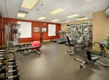 Hilton Garden Inn/Hamilton Place Fitness Center