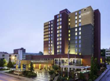 Doubletree Hotel in Chattanooga