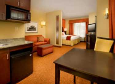 Holiday Inn Express & Suites/Downtown Suite Room