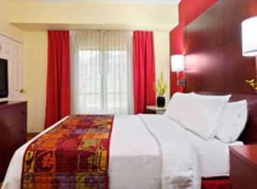 King room at Residence Inn/Downtown