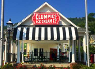 Clumpies St. Elmo location
