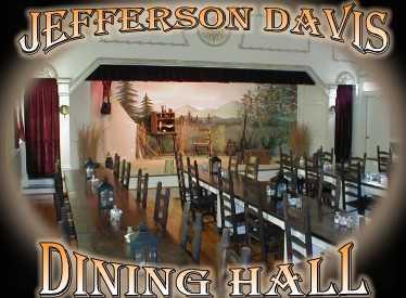 Antebellum Dining.