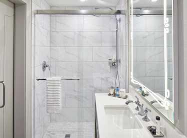 The Edwin luxury bathroom