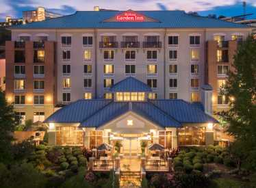 Hilton Garden Inn Chattanooga Downtown-Exterior