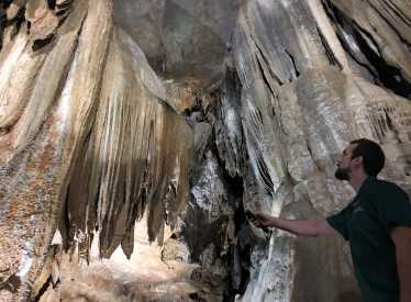 Cave Draperies