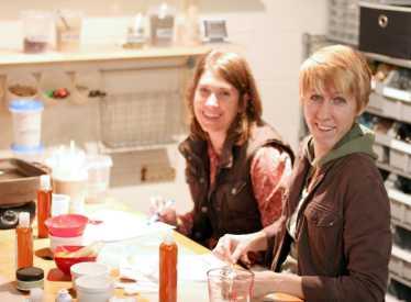 make and take soapmaking