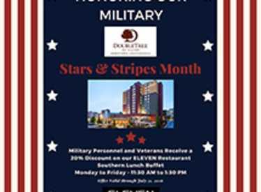 Stars & Stripes Month