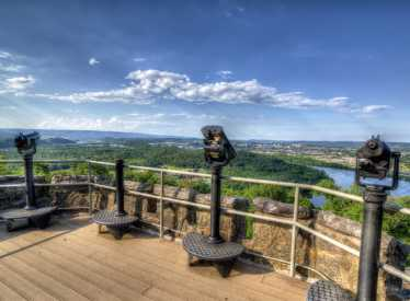 Lookout Mountain Tower View