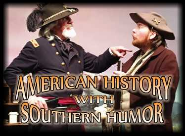 American History...Southern Humor