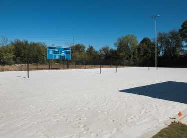 Sports Complex Volleyball Courts 1