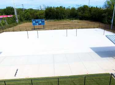 UTC Sports Complex Volleyball Courts