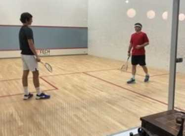 SC Squash Inside Court
