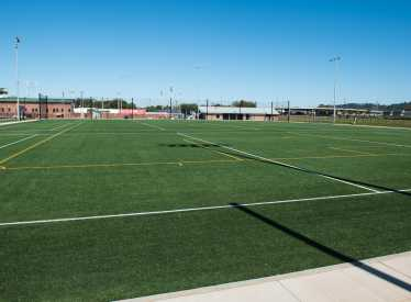 Complex Synthetic Turf Field 3