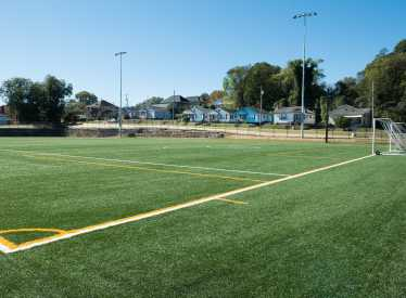 Complex Synthetic Turf Field 5
