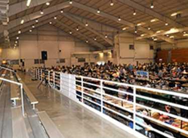 Camp Jordan Arena
