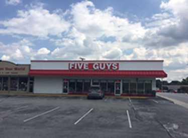 Five Guys Burgers and Fries/Hixson