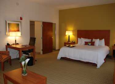 Hampton Inn Ooltewah King Room