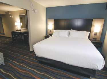 Holiday Inn Hotel & Suites/Downtown Room