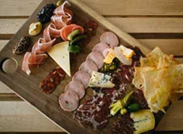 Main Street Meats Charcuterie Platter