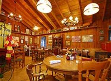 The Smoke House Restaurant