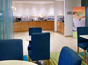 Springhill Suites/Ooltewah breakfast area