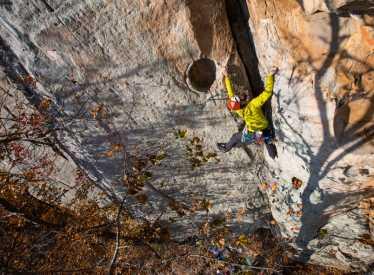 Stone Fort Bouldering