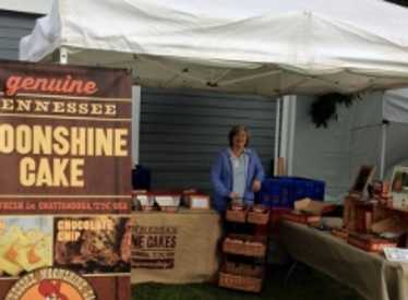 Tennessee Moonshine Cakes