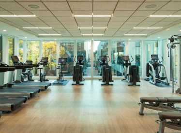 Westin Chattanooga Fitness Center