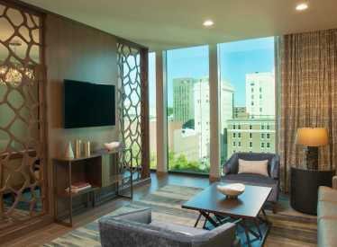 Westin Chattanooga Hospitality Suite