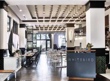 Whitebird Restaurant Entrance