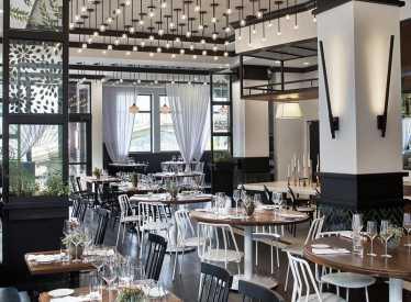 Whitebird Restaurant Tables