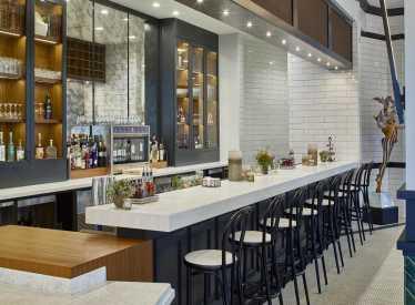 Whitebird Restaurant Counter