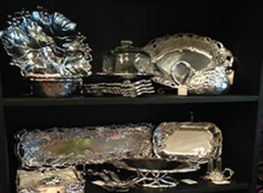 Williams Street Galleries silver
