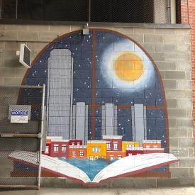 Park Albany Mural